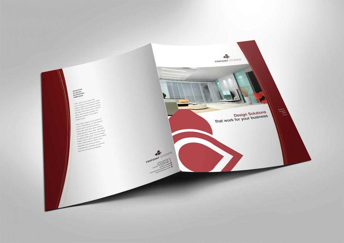 Half Fold Brochure – Precision Color Printing